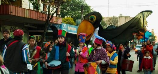 "Comenzó el 18° Festival Latinoamericano de títeres ""Tatá Pirirí"""
