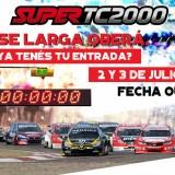 """El show del Súper TC 2000 comenzó con """"Boxes Abiertos"""" en Oberá"""