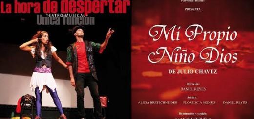 El sábado habrá Teatro Misionero por dos en el Cidade