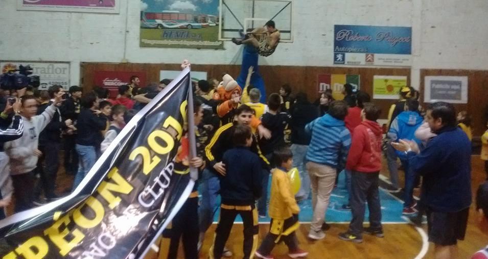 Tirica venció a Regatas en Eldorado y ganó el Argentino de Clubes de Básquet