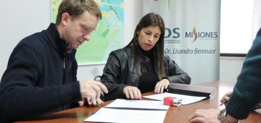 Desarrollo Social y el IPEC firman convenio de cooperación