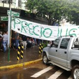 Yerbateros suspendieron el paro a la espera de créditos de Nación