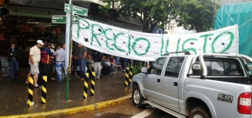 Productores disconformes con el Gobierno nacional exigen una reunión con Macri