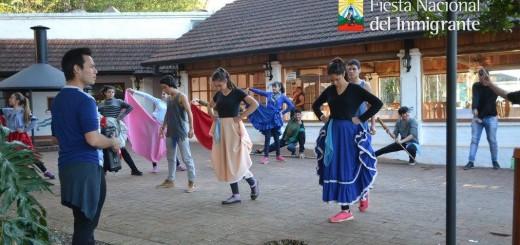 Hoy comienza la mini Fiesta del Inmigrante en Oberá