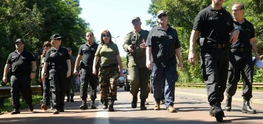 El Gobierno nacional decidió desplegar un mayor control en las fronteras