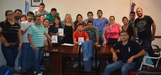La Dirección de Salud Social e Inclusiva coordina trabaja en conjunto con la asociación de Sordos de Misiones