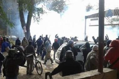Brutal represión en Jujuy contra una protesta en Ingenio Ledesma