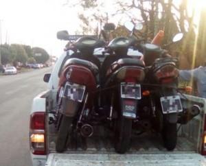 Varios detenidos y motos secuestradas en recorridas de prevención en Posadas