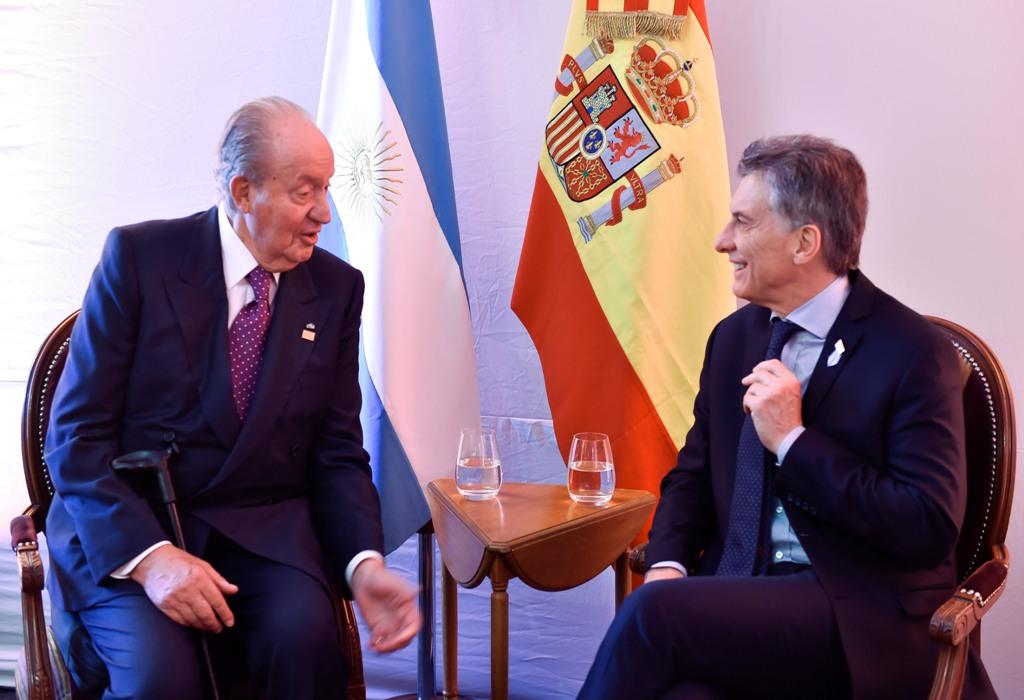 El Rey de España le mandó una carta a Macri por el Bicentenario de la Independencia
