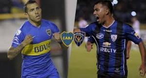 Boca le madrugó a Independiente del Valle y le gana 1 a 0