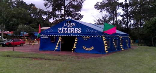 Eldorado: La carpa de los Títeres alegrará las vacaciones de chicos y grandes