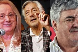 Alicia Kirchner, Alberto Rodríguez Saá y Mario Das Neves con ausente en Tucumán