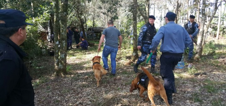 Demoraron a dos hombres por la desaparición del nene en Dos de Mayo