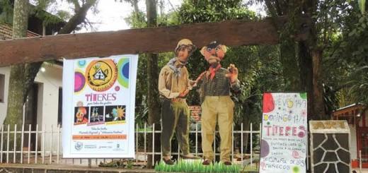 Iguazú: Vacaciones de invierno con los títeres en la Cabaña de los Muñecos