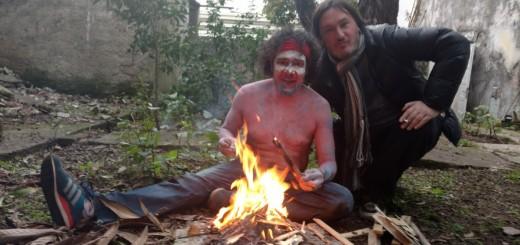 Nico Landa y Los Animalitos aprovecharon su gira por Misiones para hacer otrovideoclip