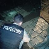 Corrientes: padre e hijo detenidos con más de 2.500 kilos de marihuana en un camión