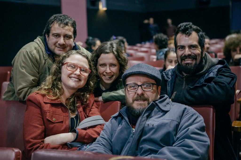 Oberá en Cortos: El cierre fue con «El eslabón podrido» y mucho público