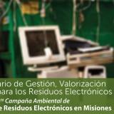 Viviana Ambrosi presentará en Misiones el programa E-Basura de la Universidad Nacional de La Plata, premiado este año en Suiza