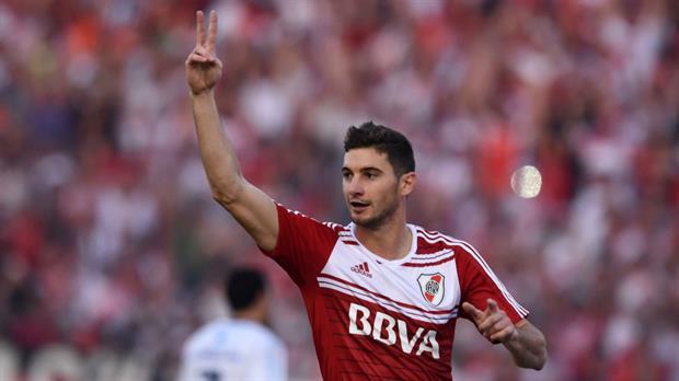 River goleó en el debut de la Copa Argentina