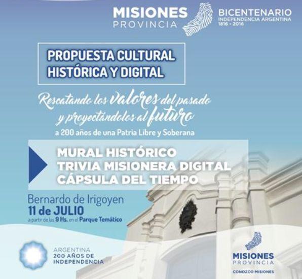 Propuestas lúdicas interactivas y artísticas para revalorizar el Bicentenario de la Independencia