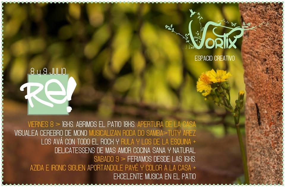 Con el festejo del Bicentenario de la Independencia reabre la casita Vortix en Montecarlo