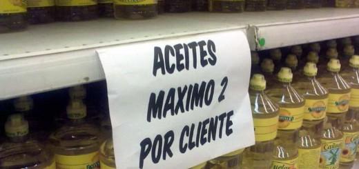 Labran actas en Misiones al detectar venta de aceite atada a otro producto