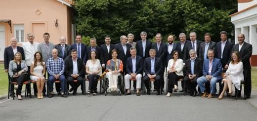 Macri quiere comprometer a los gobernadores en un acuerdo de equilibrio fiscal
