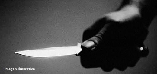 Un joven detenido por agredir a otro con un cuchillo en un paraje de El Soberbio