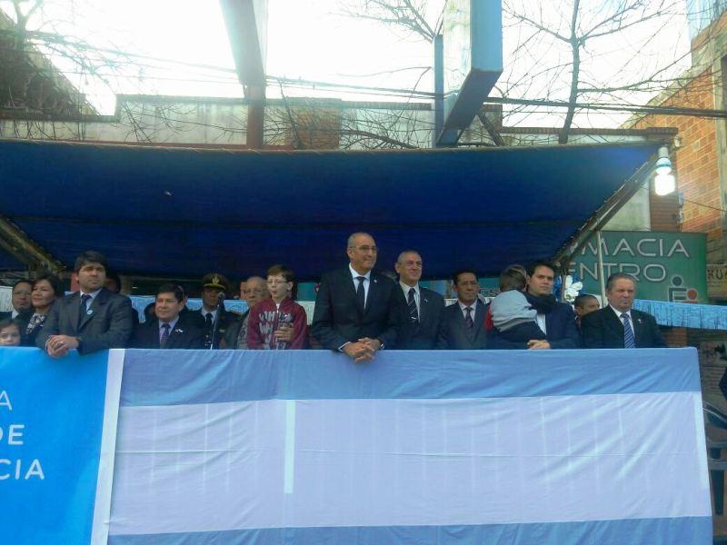 Eldorado: En la celebración por el Bicentenario se destacó la unión como eje para crecer