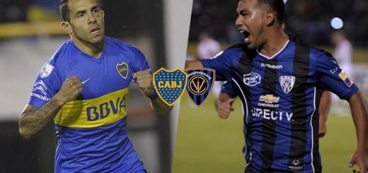 Desde las 21:45 Boca juega contra Independiente del Valle por la semifinal de la Libertadores