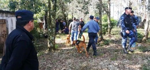 Más de 200 policías buscan al niño de 2 años que se perdió en Dos de Mayo