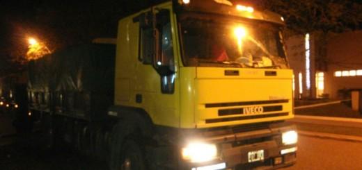 Balearon a un camionero de Misiones en un intento de asalto ocurrido en Virasoro