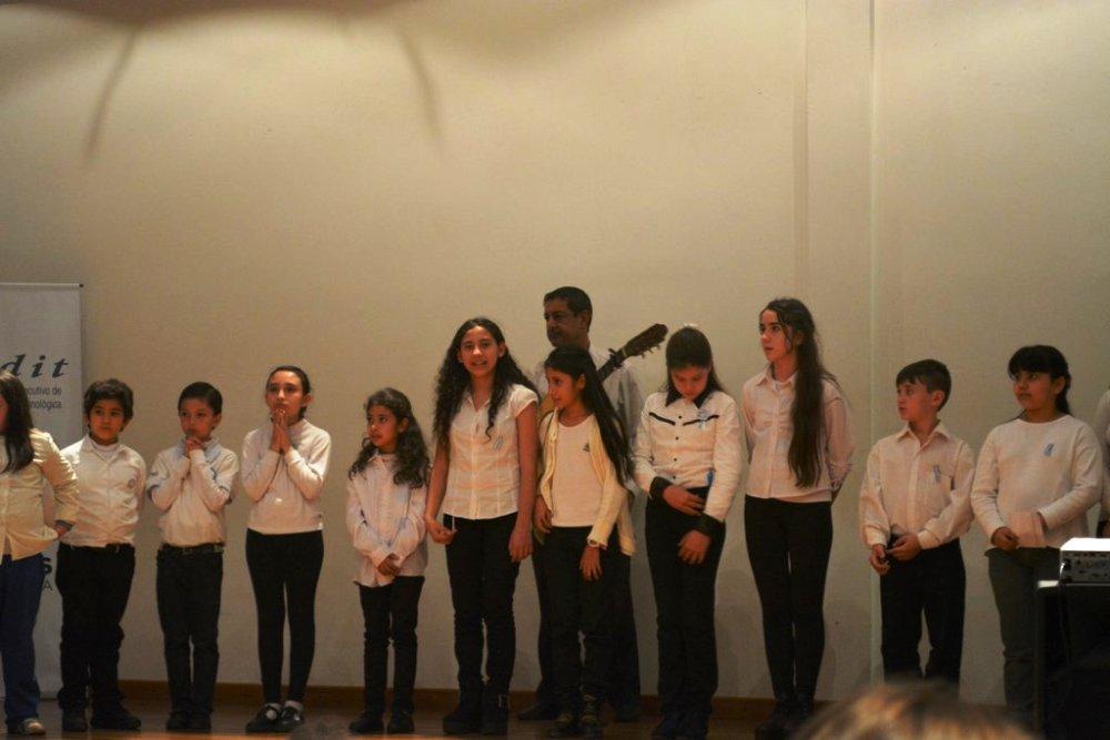 El Cedit llevó adelante una exposición en el marco del Bicentenario