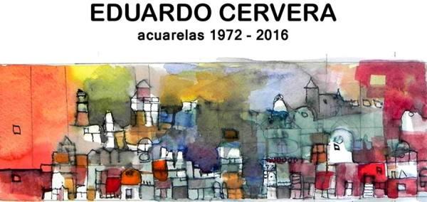 Centro cultural Cidade: Siguen las acuarelas de Eduardo Cervera y darán clases de Zumba
