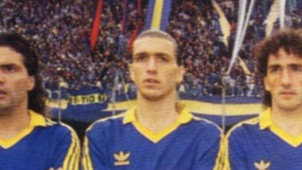 Murió el ex defensor de Boca Alejandro Giuntini