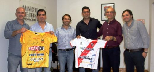 Guaraní vs Crucero: Estará en juego la copa Bicentenario