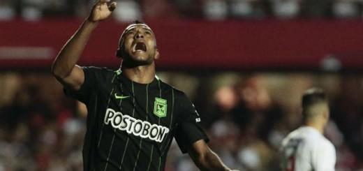 Copa Libertadores: Nacional de Colombia sorprendió a San Pablo