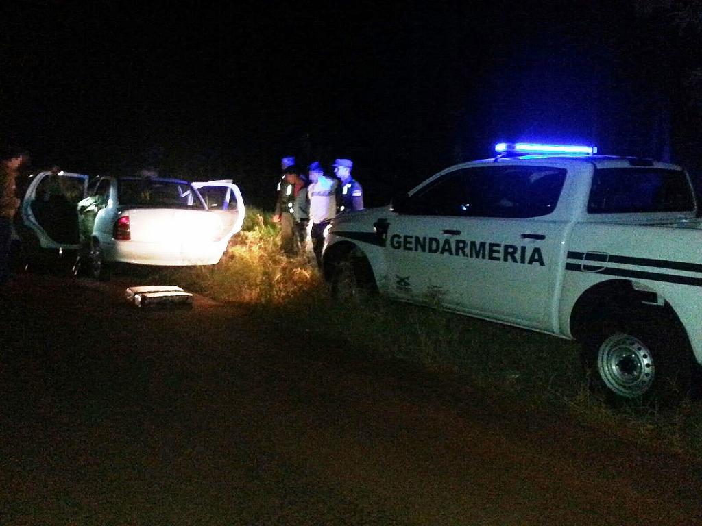 Condenaron a dos hermanos que habían caído con una carga de marihuana en el auto