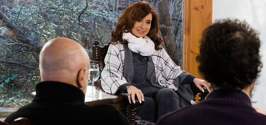 """Cristina Fernández: """"No le temo a la cárcel"""""""