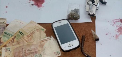 Cae narco-ciclista que vendía marihuana en canchas y plazas de Posadas