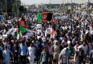 Al menos 80 muertos en un ataque de Estado Islámico en Afganistán