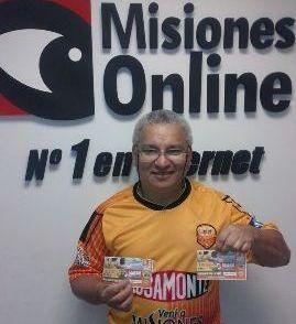 Se sortearon las entradas para el partido Crucero del Norte vs Guaraní Antonio Franco