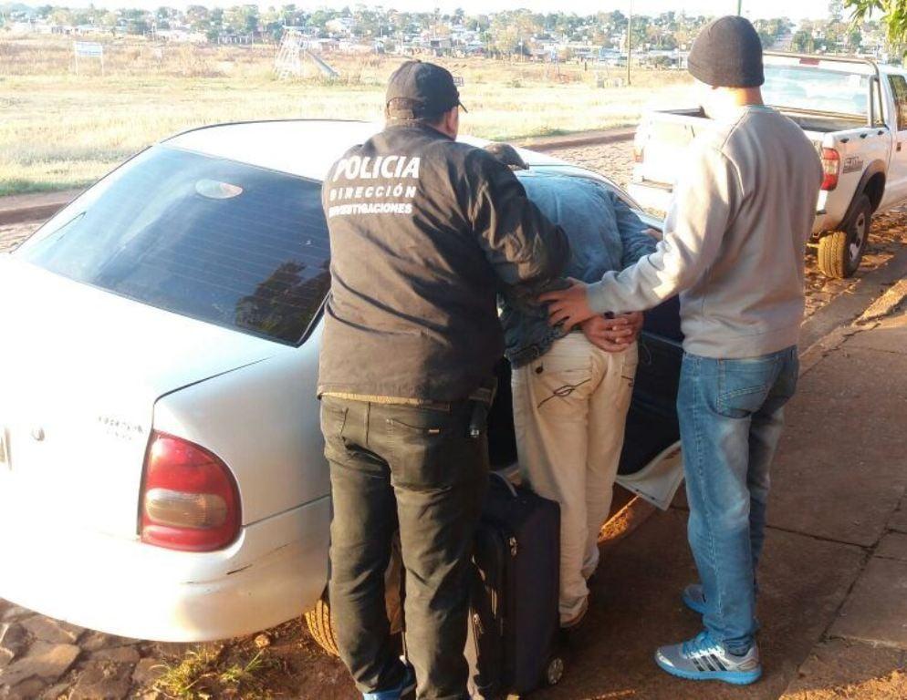 Detuvieron en Posadas a un hombre buscado por intento de homicidio en Oberá
