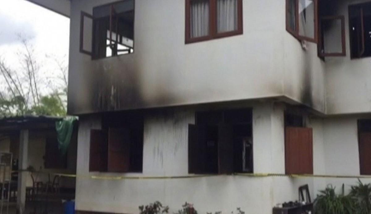 Santo Tomé: una estudiante murió en el incendio de su departamento