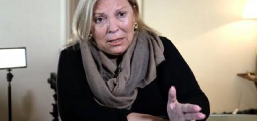"""El fiscal Di Lello dispuso un """"fuerte refuerzo"""" de la custodia personal de Elisa Carrió"""