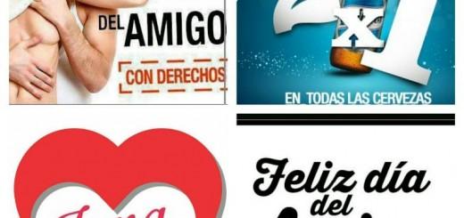"""Por el """"Día del Amigo con Derechos"""", en el motel """"Luna de Miel"""" hoy 2x1 en cervezas"""