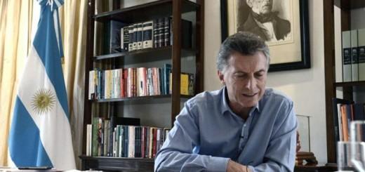 """Macri vaticinó que la inflación bajará en 2017 """"a menos de 20 por ciento"""""""