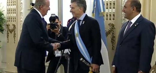 Macri encabezó en Tucumán los actos por los 200 años de la Nación
