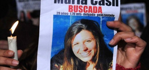 La madre de María Cash pide que el FBI participe en la busqueda de su hija