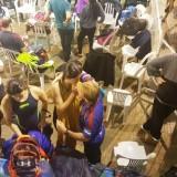Natación: Oriana Duarte rompió el récord en los 100 metros mariposa y el Capri obtuvo un histórico podio